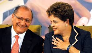 Alkmin e Dilma