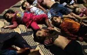 crianças da síria